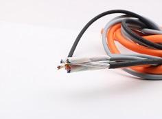 柔性耐油伺服动力电缆